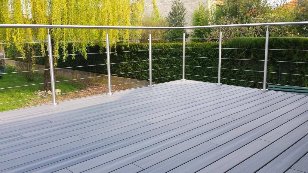 terrasse bois structure